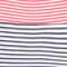 Double Stripe Maternity & Nursing Top
