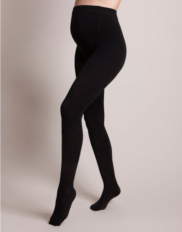 Image for 120 Denier Luxury Maternity Support Tights