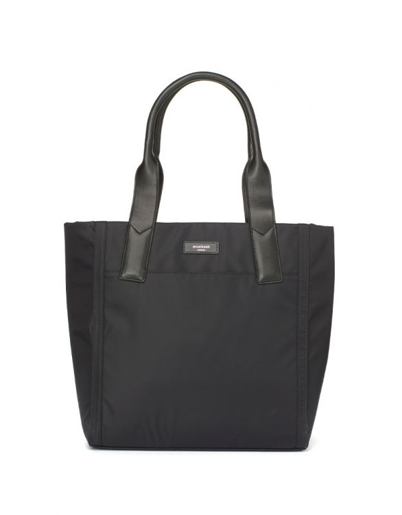 Image for Storksak Eliza Black Baby Changing Bag