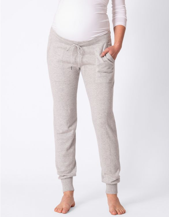 Image for Knitted Maternity Joggers