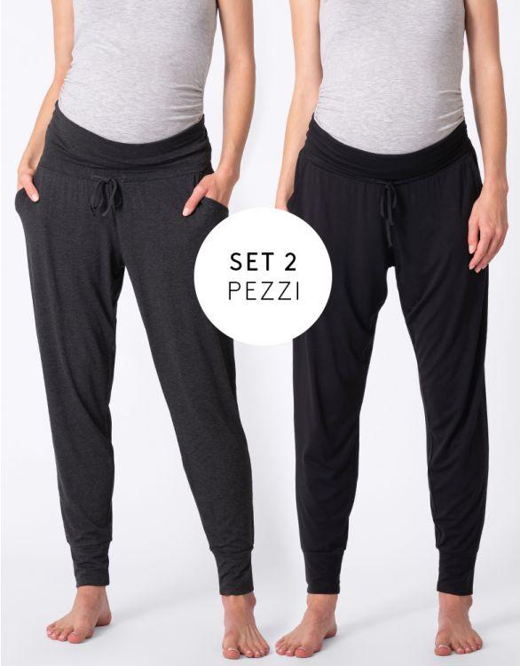 Immagine per  Pantaloni Premaman Comodi – Set due Pezzi