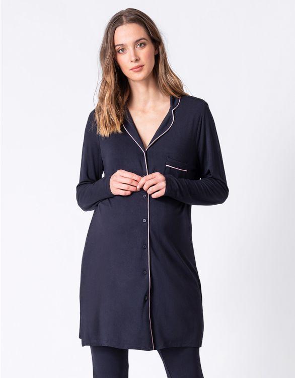 Image pour Ensemble pyjama grossesse