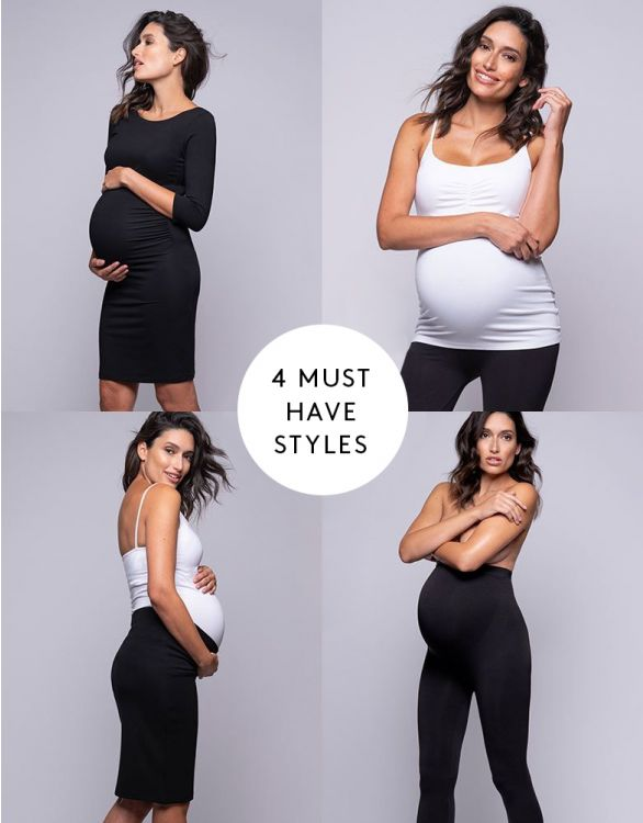 Image for London Bump Kit - Maternity Dress, Vest, Leggings & Skirt