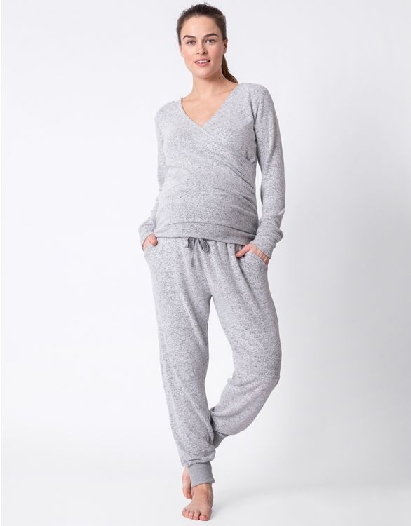 Image pour Ensemble loungewear grossesse