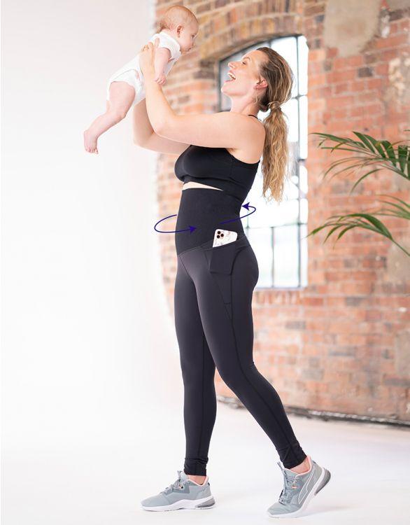 Image for Post Pregnancy Active Leggings