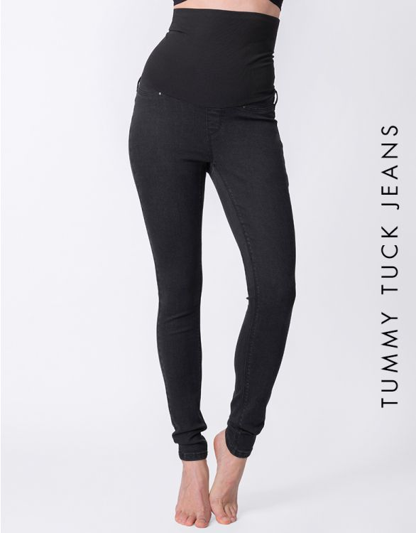 Immagine per  Jeans Dopo Parto Modellanti Neri
