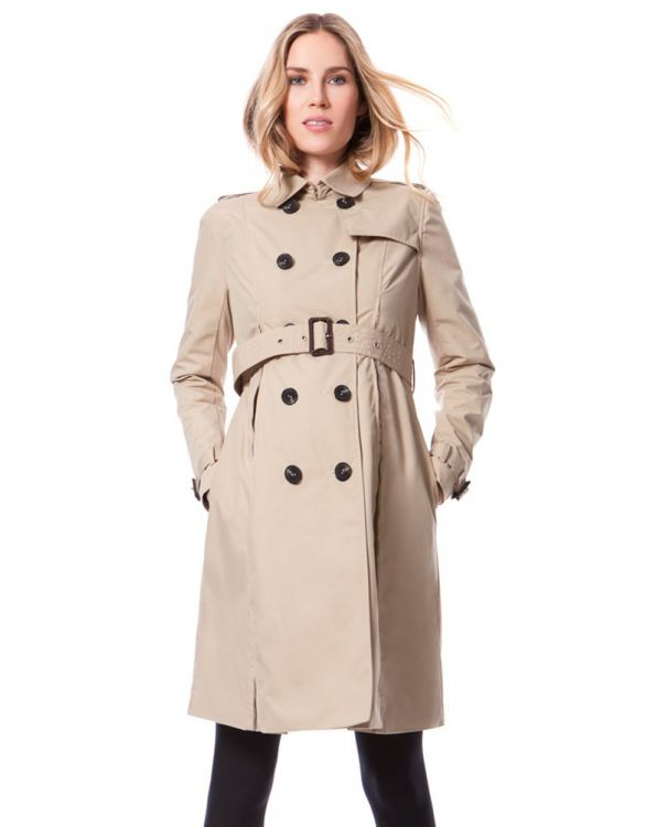 Image for Maternity Trench Coat
