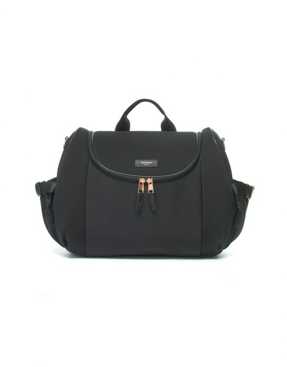 Image for Storksak Poppy Luxe Scuba Back Pack