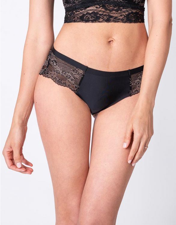 Image for Seraphine Lace Maternity Briefs