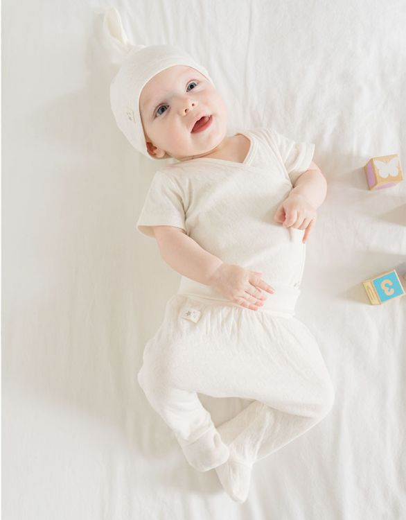 Image for Organic Baby Clothes - 4 Piece Dreamy Set
