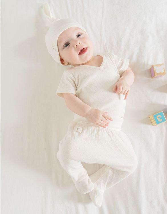 Image pour Le Kit 4 pièces Doux Rêves - Vêtements bébé BIO