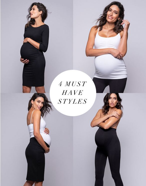 Image for London Bump Kit - Maternity Dress, Vest, Leggings & Skirt
