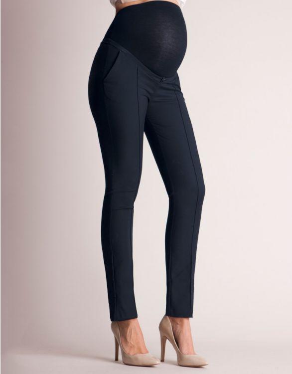 Image pour Pantalon grossesse - Bleu marine