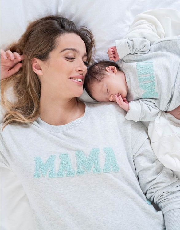 Image for Cotton Blend Mama & Mini Sweatshirts