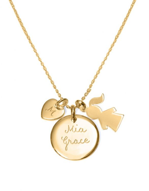 Image for Personalised Duchess Necklace - Girl