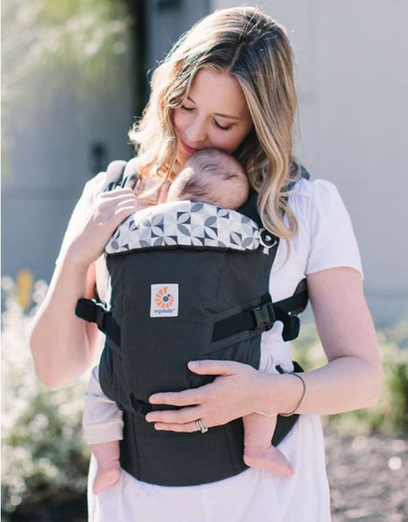 Image for Grey Ergobaby Adapt Baby Carrier