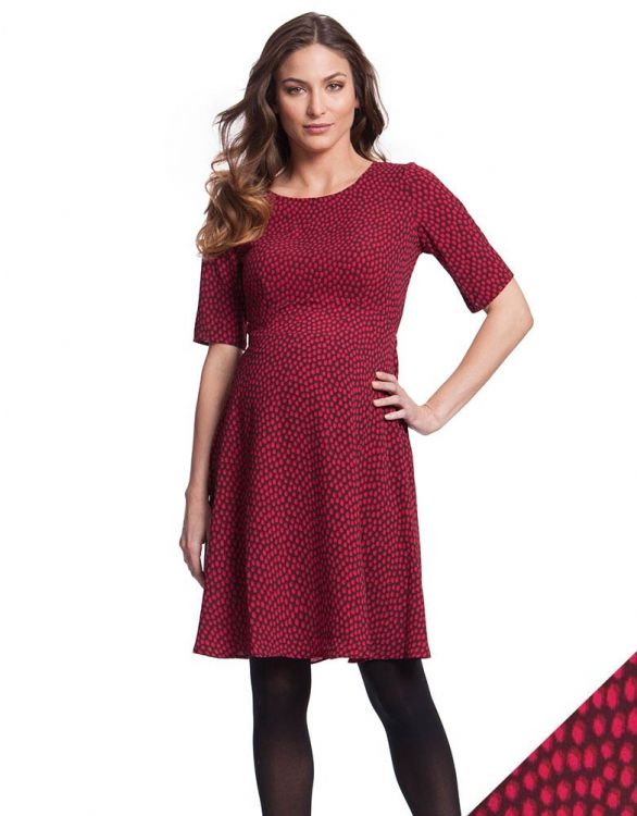Immagine per  Cerise Dot Maternity Dress