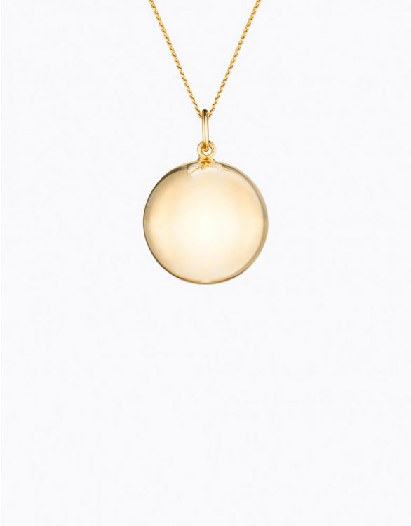 Imagen de Harmony Maternity Necklace - Yellow Gold Plated