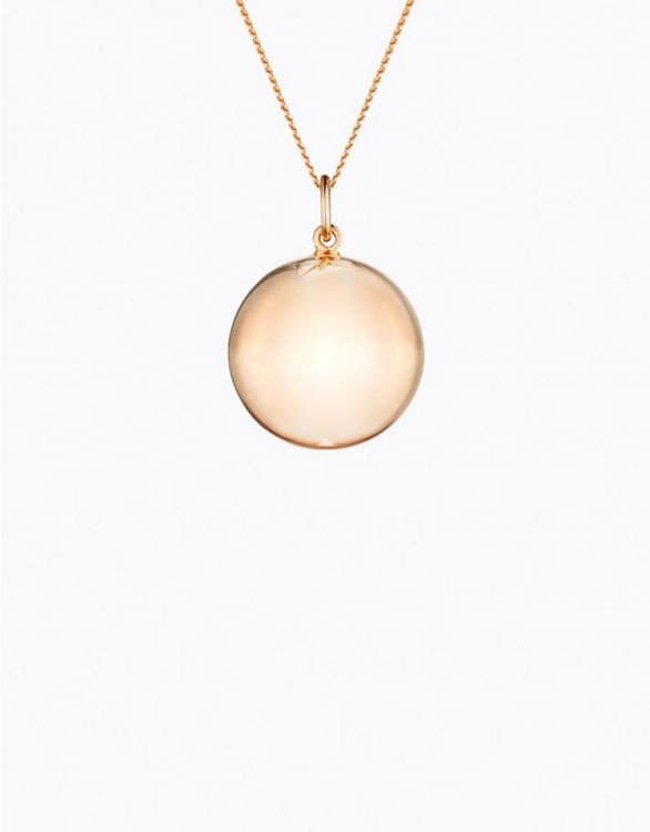 Image for Harmony Maternity Necklace - Pink Gold