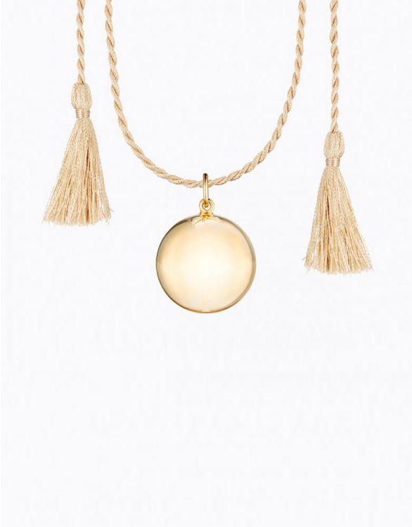 Imagen de Joy Pregnancy Necklace - Yellow Gold