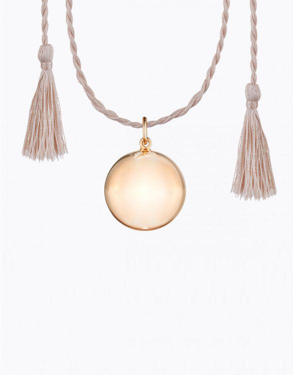 Imagen de Joy Pregnancy Necklace - Pink Gold