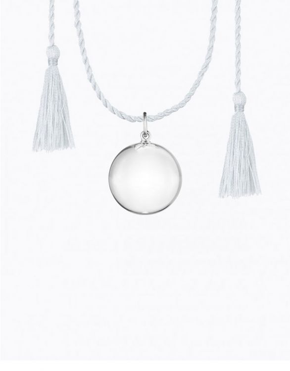 Imagen de Joy Pregnancy Necklace - Silver