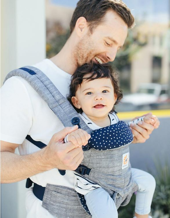 Image for Star Print Ergobaby Omni 360 Baby Carrier