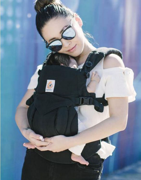 Image for Black Ergobaby Omni 360 Baby Carrier