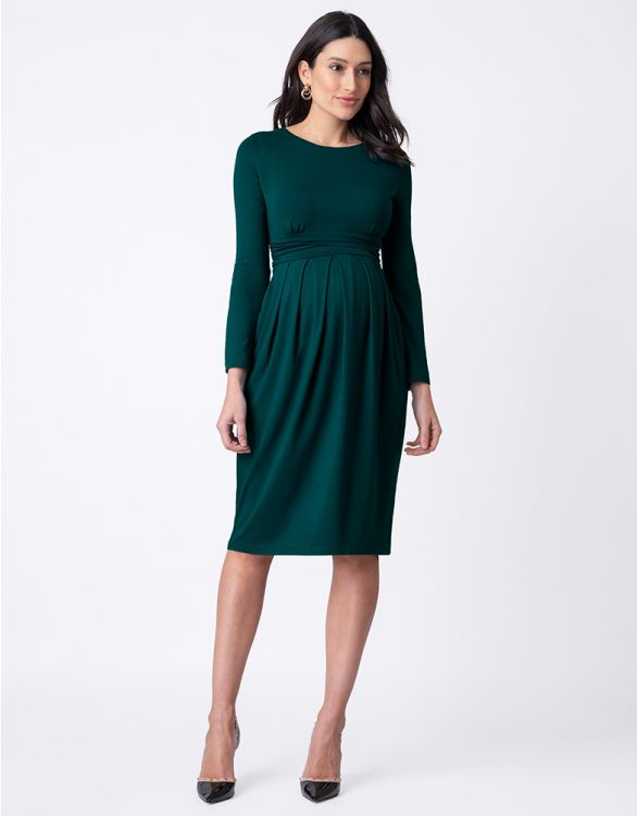 Image for Green Maternity Dress