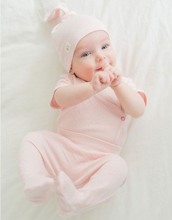 Image for Organic Baby Clothes - 4 Piece Sweetheart Set