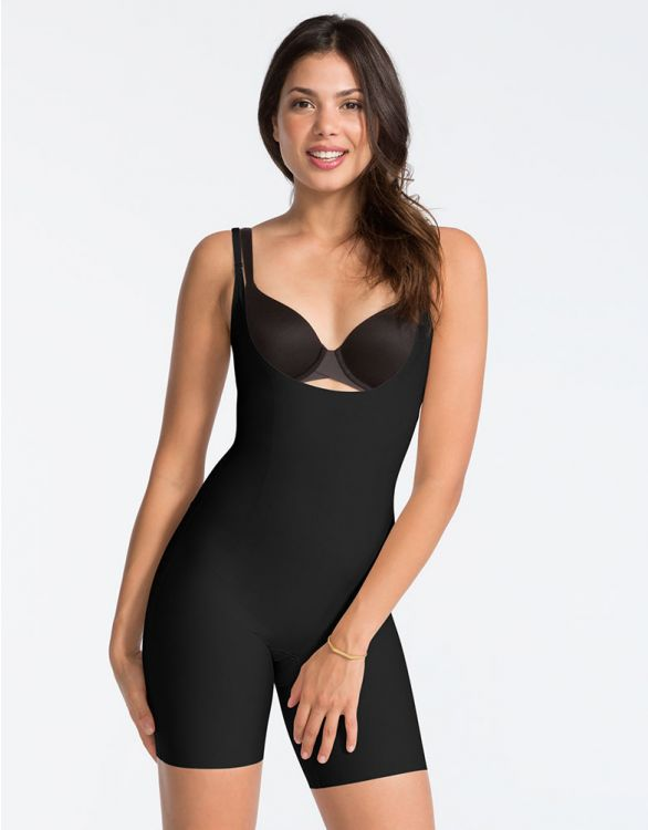 Image for Spanx Postpartum Body Shaper - Black
