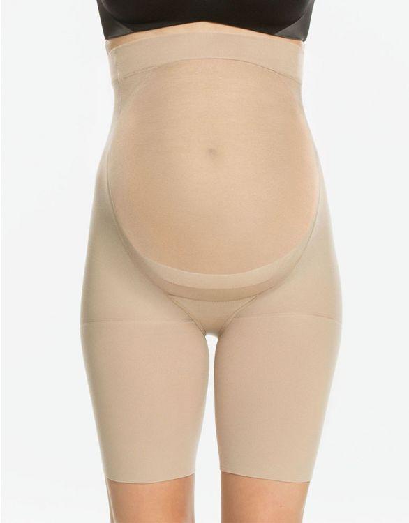 Image pour Panty sculptant grossesse Spanx - Chair