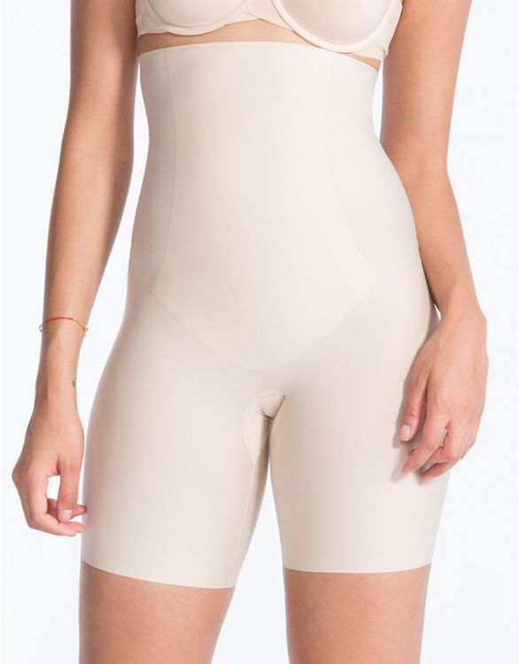 Image for Spanx Postpartum Shapewear Shorts - Nude