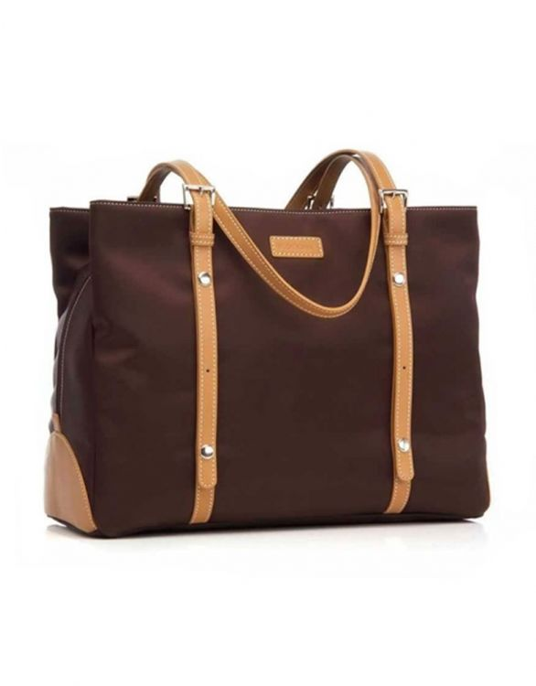 Image for Storksak Gigi Baby Changing Bag - Chocolate