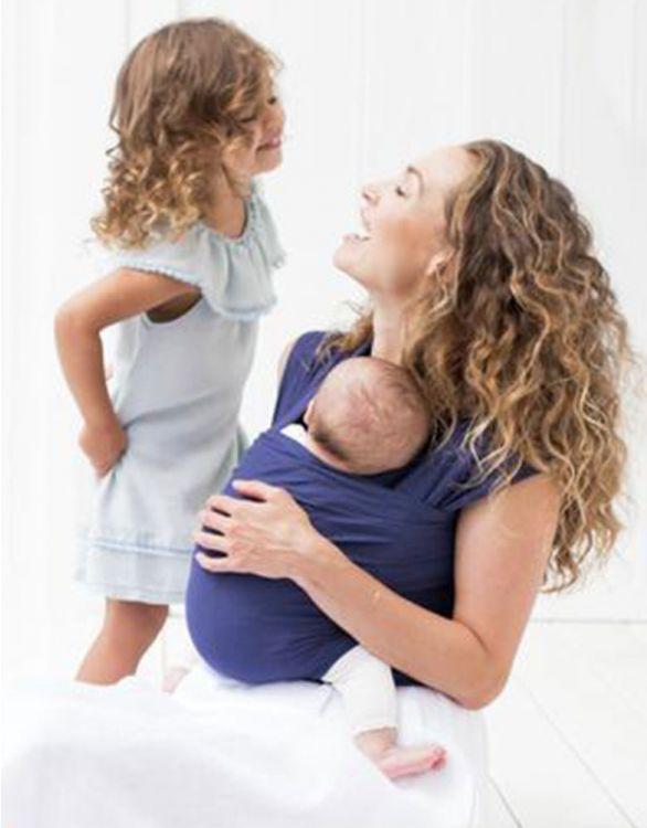 Image for Indigo Ergobaby Aura Baby Wrap