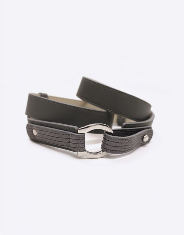Image for Grey Adjustable Maternity Belt
