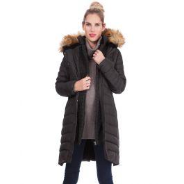 Super Warm Down Maternity Coat Seraphine