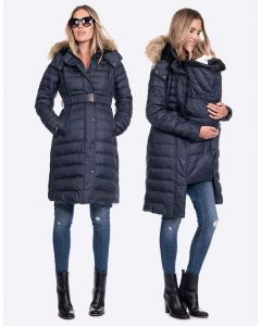 3 in 1 Down Maternity Coat
