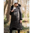 Extra Long 3 in 1 Down Maternity Coat